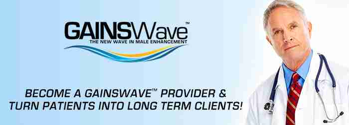 New GAINSWave Provider In: CO