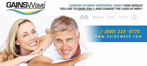 New GAINSWave Provider In: Arlington Texas