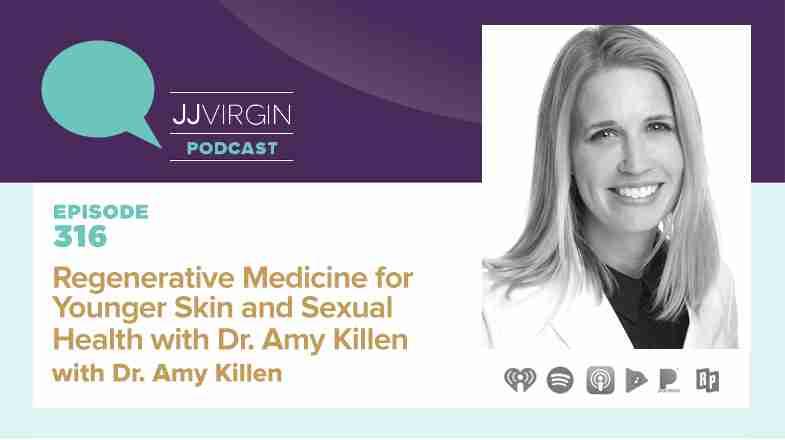 Dr. Amy Killen on the JJ Virgin Lifestyle Show