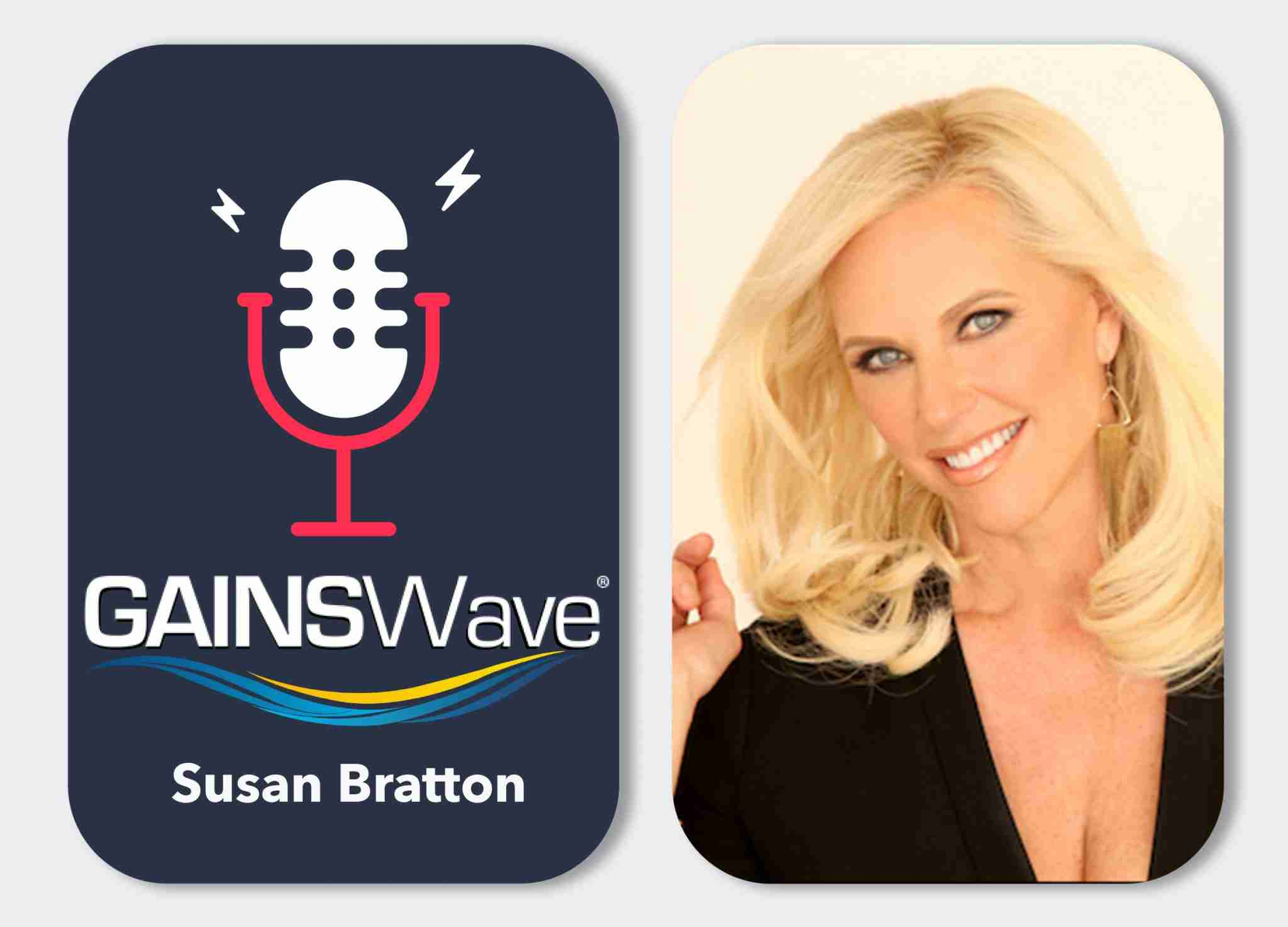Trusted Hot Sex Advisor to Millions, Susan Bratton, Takes GAINSWave On Tour